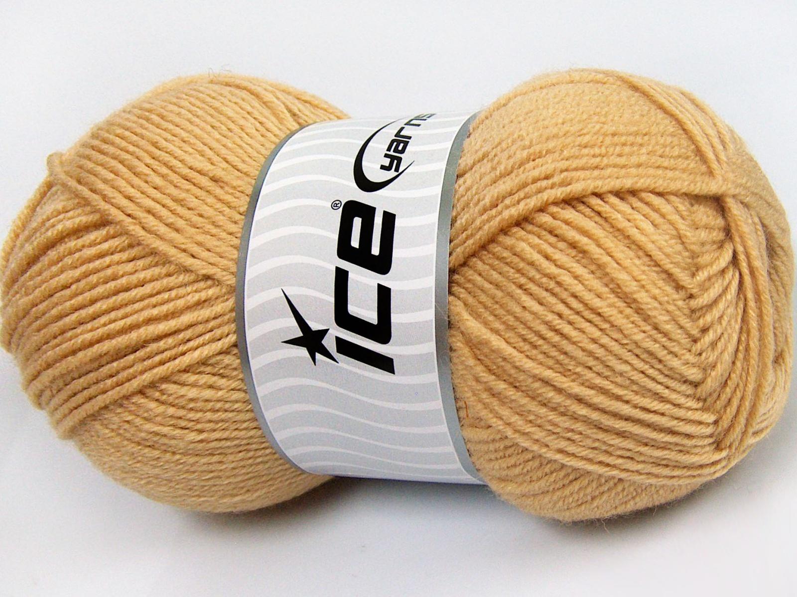 Ice Merino Light Yarn Crochet Yarn Knitting Yarn Craft Yarn DK Weight Yarn